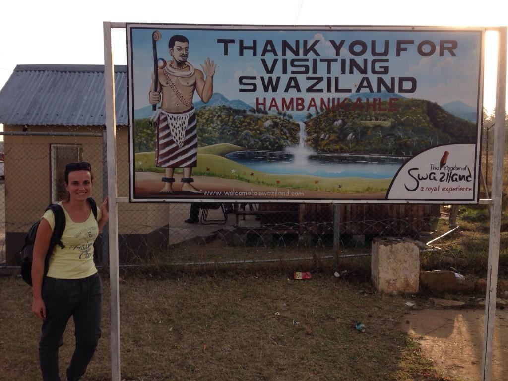 frontiera-Swaziland