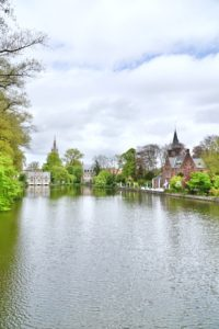 minnewater-bruges