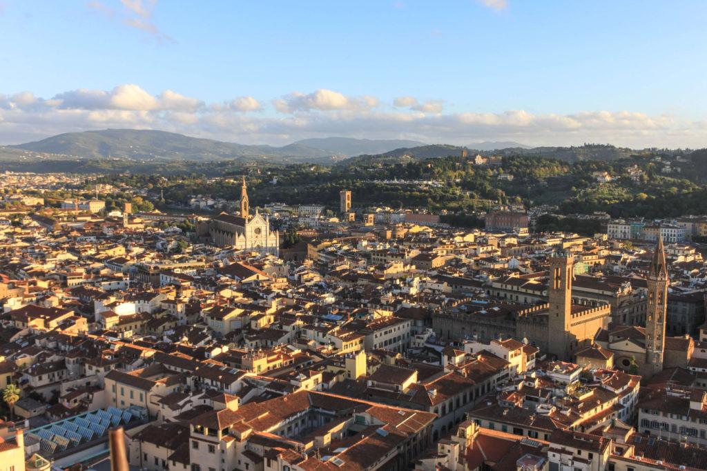 vista-dalla-cupola-brunelleschi-firenze