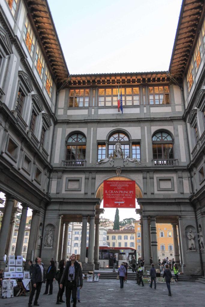 galleria-uffizi