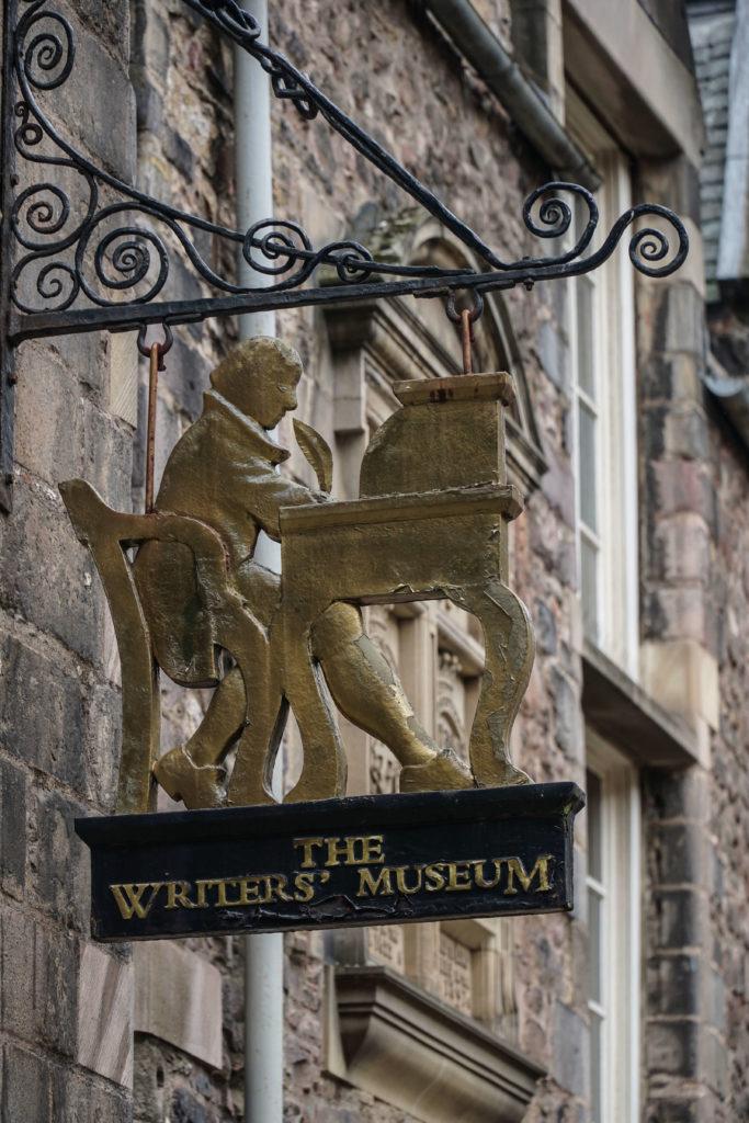 museo degli scrittori edimburgo