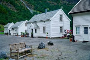 alloggio in Norvegia