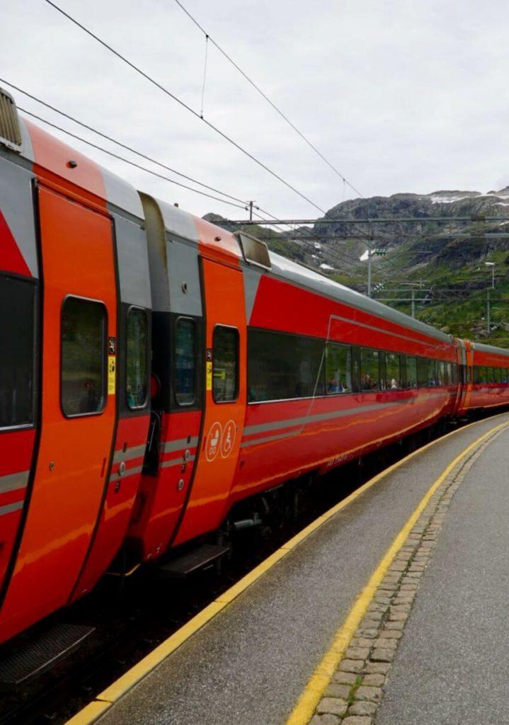 treni in Norvegia
