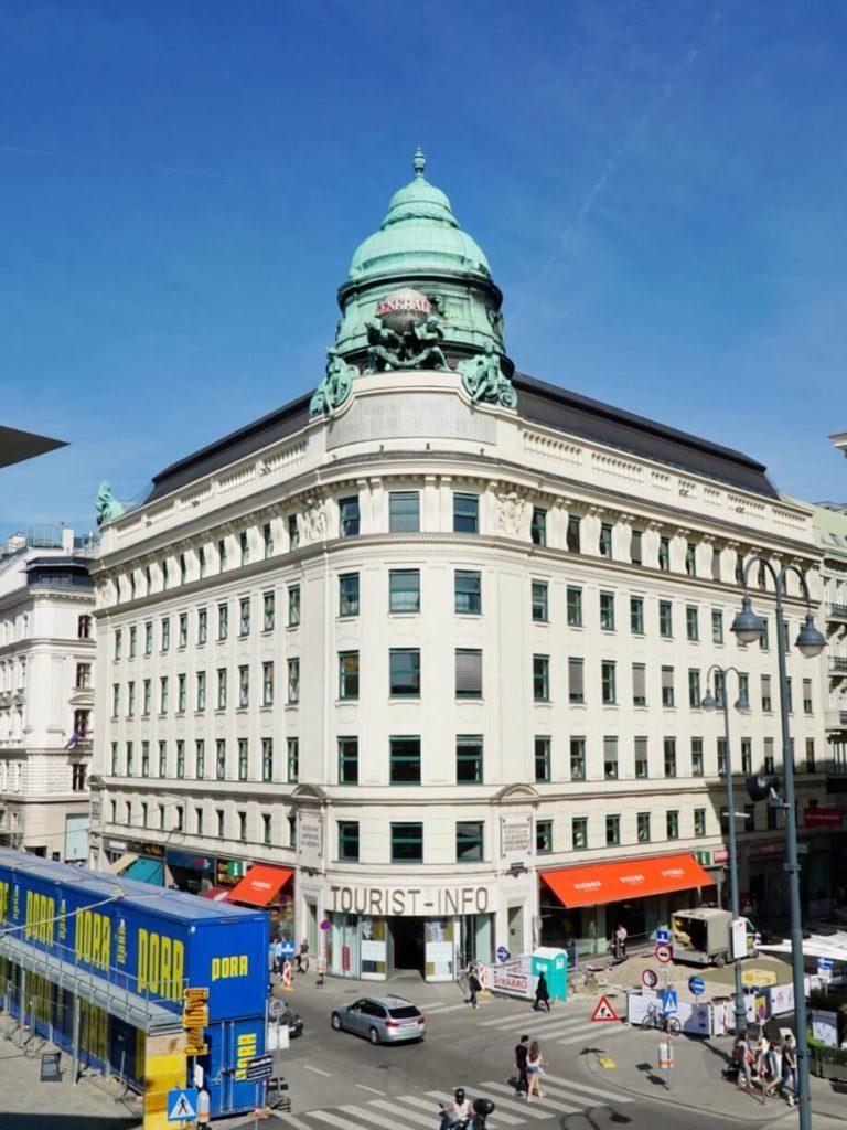 ufficio informazioni turistiche vienna