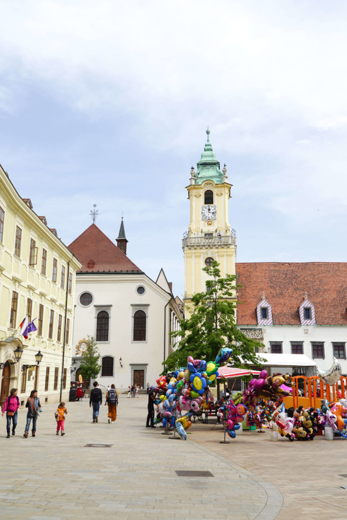 Città Vecchia di Bratislava