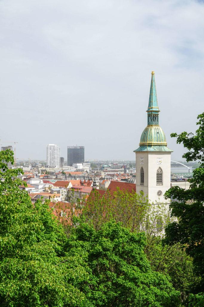 Cattedrale di San Martino Bratislava