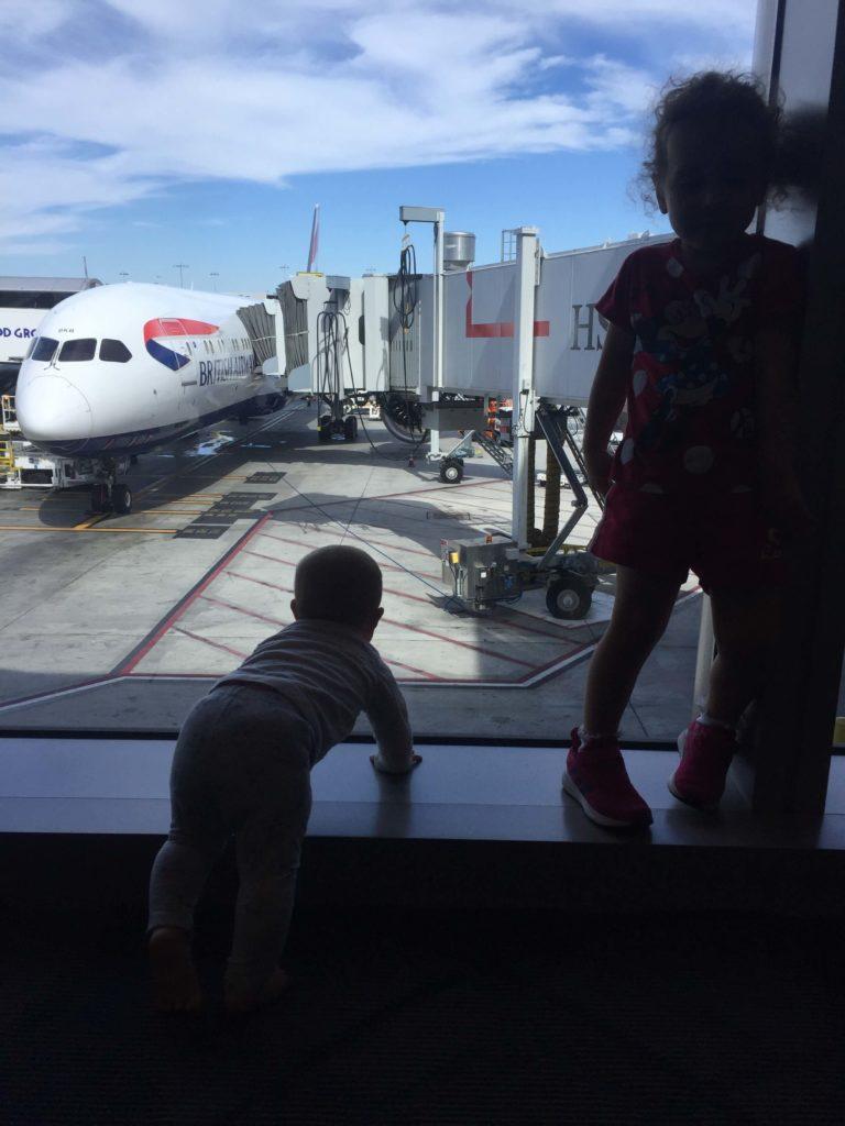 organizzare un viaggio on the road negli Stati Uniti con due bimbe piccole.