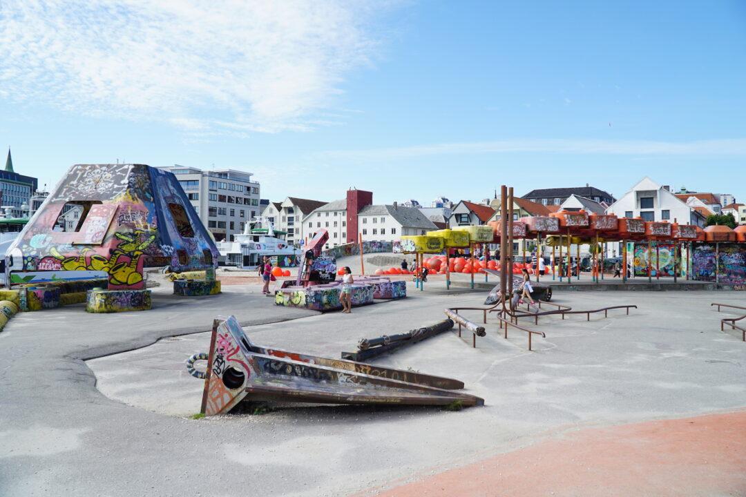 parco giochi Stavanger