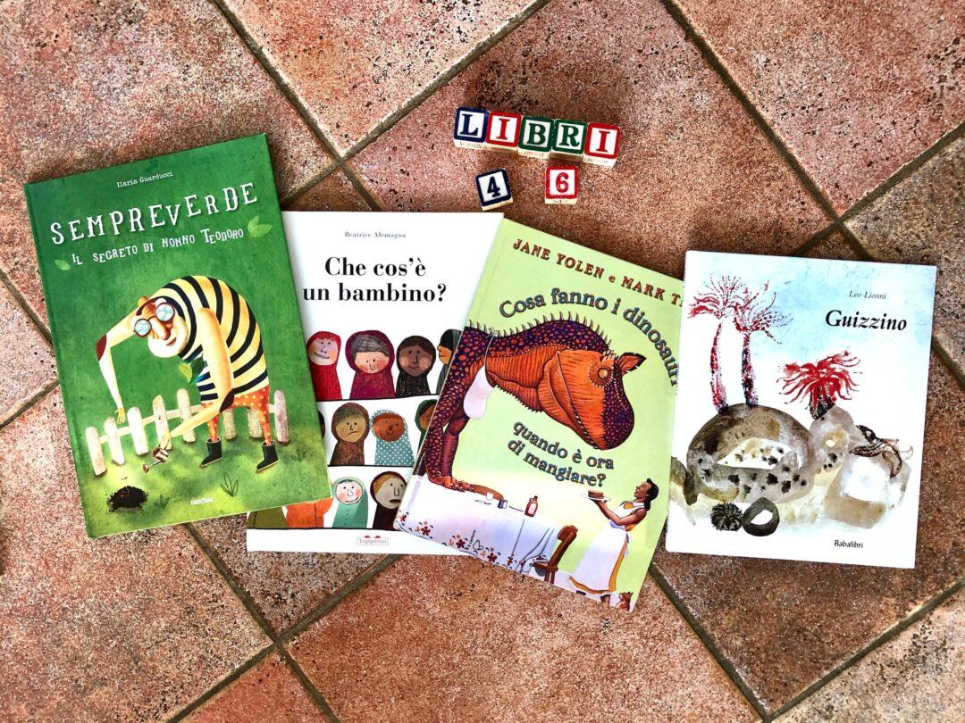 libri per bambini da 4 a 6 anni