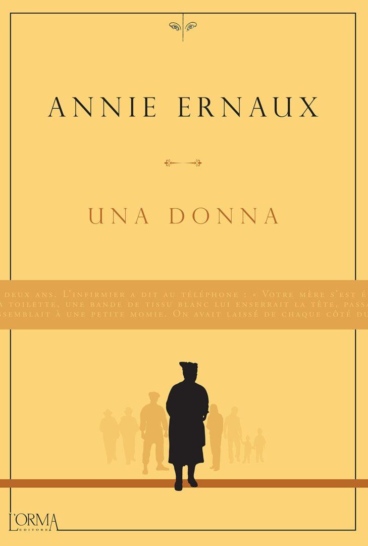 Una donna di Annie Hernaux