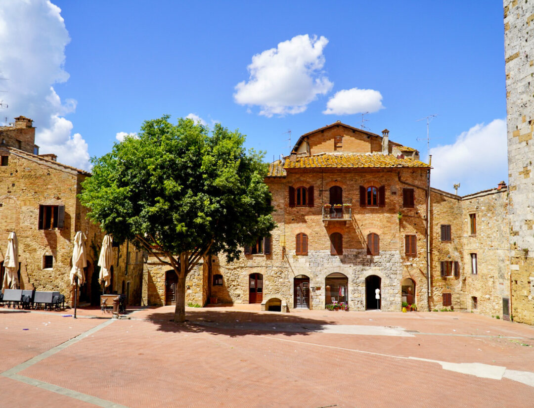 piazze di San Gimignano